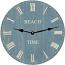Beach Time Clock