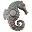 Painted Seahorse Doorbell