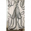 Octopus Shower Curtain - Charcoal