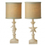 Seahorse and Starfish Table Lamps  (Set of 2)