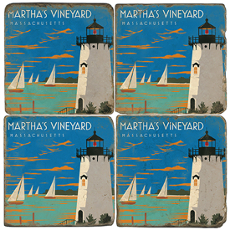Martha's Vineyard Coasters