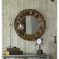 Jeremiah Wall Mirror