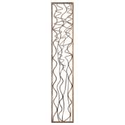 Uttermost Scribble Aged Gold Wall Panel