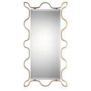 Uttermost Nunica Gold Mirror
