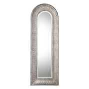 Uttermost Argenton Aged Gray Arch Mirror