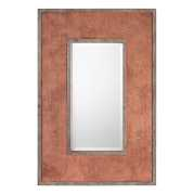 Uttermost Lassen Rust Red Mirror