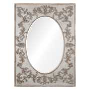 Uttermost Modena Oversized Ivory Wall Mirror