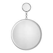 Uttermost Ophelia Round Metal Mirror