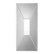 Uttermost Vilaine Modern Geometric Mirror