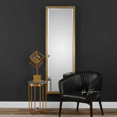 Uttermost Vilmos Metallic Gold Mirror