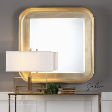 Haemon Metallic Gold Mirror