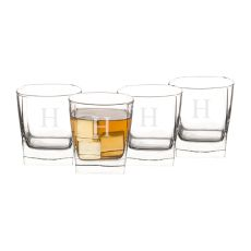 Personalized 10.5 Oz. Rocks Glasses (Set Of 4)