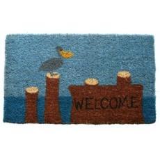 Pelican Welcome Coconut Fiber Doormat