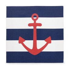Anchor Gallery Wrapped Canvas