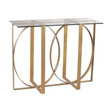 Box Rings Console Table