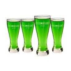 St. Patrick'S Day Shenanigans 20 Oz. Pilsners (Set Of 4)