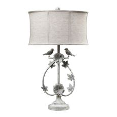 Saint Louis Heights Table Lamp In Antique White