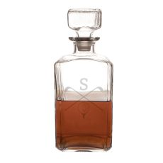 Personalized 34 Oz. Golf Glass Decanter