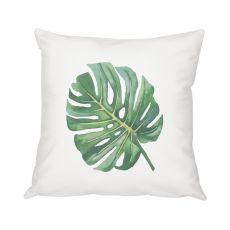 "16"" Palm Leaf Throw Pillow"