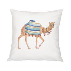 """16"""" Camel Throw Pillow"""