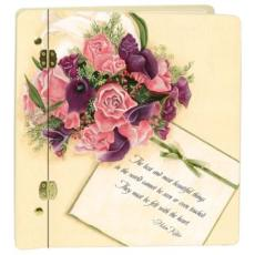 Wedding Bouquet Photo Albums