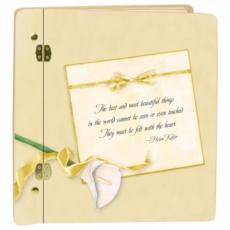 Calla Lily Wedding Photo Album