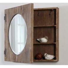 Gualdo, Mirror Cabinet