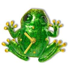 Frog Magnetic Clock