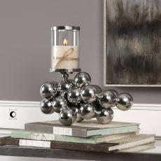 Kesi Cluster of Spheres Candleholder