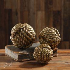 Tali Rope Spheres S/3