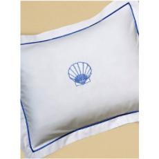 Sea Life Collection III Embroidery Boudoir Cover