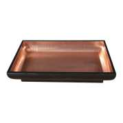 Uttermost Aksel Copper Foil Bowl