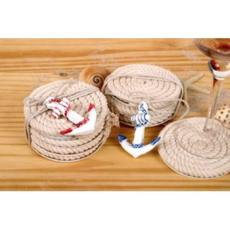 Nautical Rope  Coasters