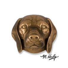 Beach Dog /  Beagle DogKnocker-Bronze