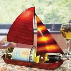 Sailboat Wine Bottle Holder