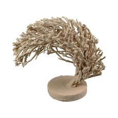 Wistmans Wood Decorative Stand - Coral
