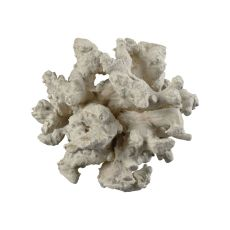 Gnarl Decorative Cluster - Coral