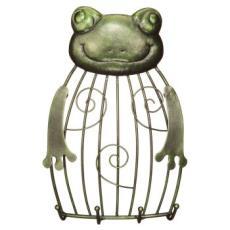 Frog Cage Key Holder