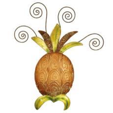 Pineapple Magnet Photo Holder