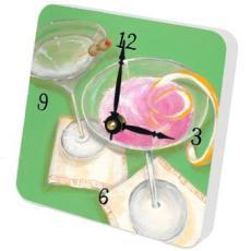 Martini Time Clock