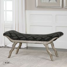 Ayden Pewter Bench