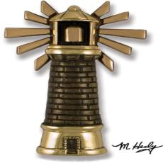 Lighthouse Door Knocker-Brass/Bronze