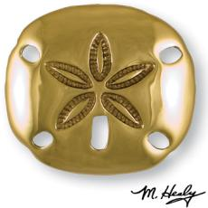 Sand Dollar Door Knocker- Brass Or Nickel