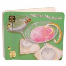 Martini Madness Mini Photo Album