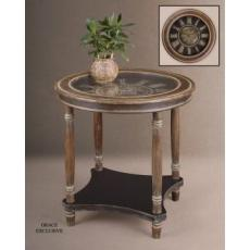 Uttermost Fortino Clock Table
