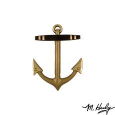 Anchor Door Knocker-Brass/Bronze