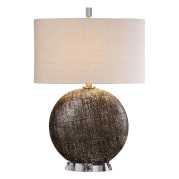 Uttermost Chalandri Rust Bronze Lamp