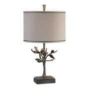 Uttermost Leova Rust Bronze Lamp