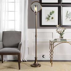 Blanchet Industrial Floor Lamp