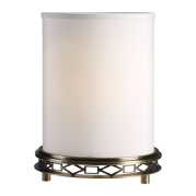 Uttermost Navassa Cylinder Shade Lamp